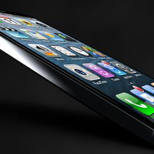 iPhone 6 - enhanced ergonomic design ...