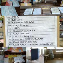 QUELLES RAISONS POUR L'ABSTENTION MASSIVE LORS DES ELECTIONS LEGISLATIVES DU 1er JUILLET 2012 ?