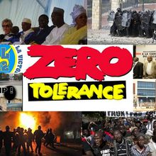 SENEGAL : TOLERANCE ZERO POUR LES DERIVES FASCISTES!