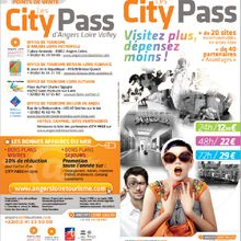 Les City Pass d'Angers Loire Valley