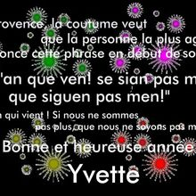 2013...Bonne année à tous...
