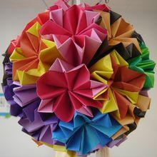 Origamis...