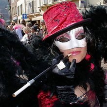 Carnaval de Remiremont version 2012