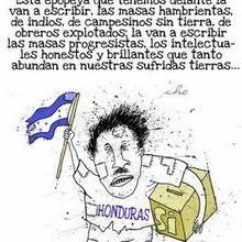 HONDURAS: Asesinan a Caludia Brizuela