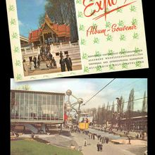 Collection. Expo universelle 1958.