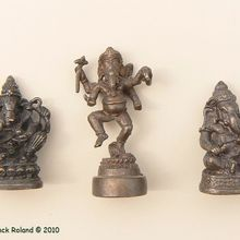 Objets de Collection. Le Dieu Ganesh (Ganapati).