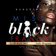 Geneviève de Fontenay soutient l'élection Miss Black France