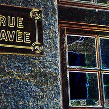 Rue pavée - 1