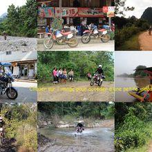 Azimut au Laos avec Vincent et Jean