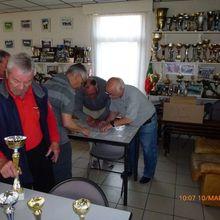 Préparation Championnat de France Crédit Agricole suite