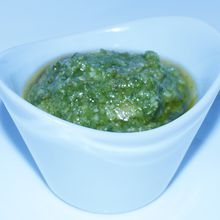 Sauce Pesto Maison