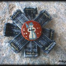 Bijoux et accessoires en passants de ceinture, jean et velours