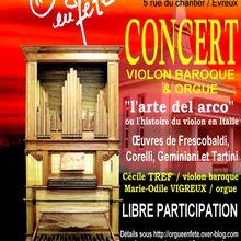 Concert du 23 novembre 2012
