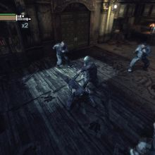 [Test] Batman : Arkham City