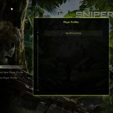[Test] Sniper Ghost Warrior