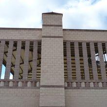 Construcción de la Cúpula de Badolatosa