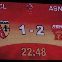 Ligue 1: Nancy commence par une victoire!