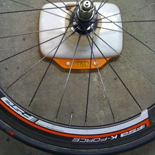 Roues FSA K-Force carbone