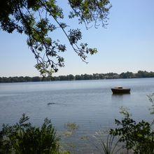 Le lac de Vioreau