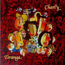 Bretagne : Rock celtique Teranga l'album de Charl'y en vente à PAIMPOL