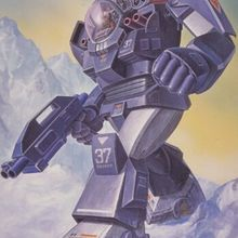 Mech of the week: Le BLR-1G Battlemaster