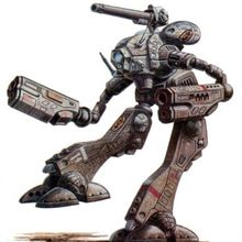 Mech of the week: Le MAD-3R Marauder