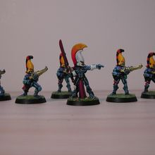 40K and Co: Vengeurs eldars