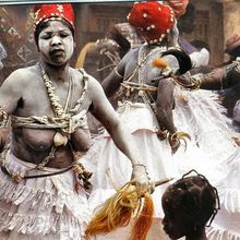 La danse africaine traditionelle