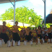 Spectacle de danse de Korantin