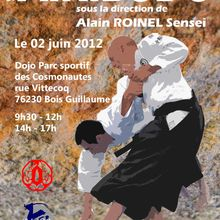 Stage National en Normandie - 2 juin 2012