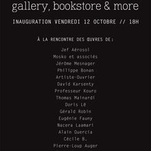NUNC ! Gallery,bookstore and more .