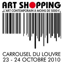 DAVID KARSENTY à ART-SHOPPING 2010