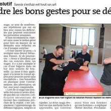 Est Républicain - 21/10/2014 - Stage cas concret
