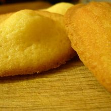 Madeleines moelleuses pour le goûter