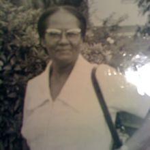 Fefa, mujer panameña