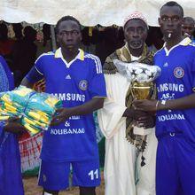 Football :Navétanes Phases départementales dans les Kalounayes