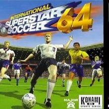 International Superstar Soccer 64