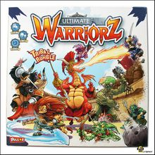 Ultimate Warriorz: Tribal Rumble!