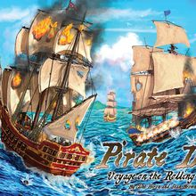 Pirate Dice-Voyage on the Rolling Seas