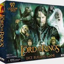 The Lord of the Rings-Dice Building Game