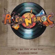 Broc 'n rock!