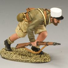 Figurine métal 1/30 de King & Country : la 13 DBLE
