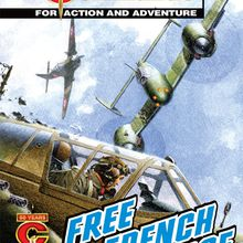 """Free French Ace"" by Ferg Handley"