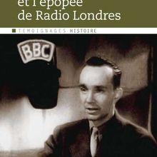 Parution : Franck Bauer et l'épopée de Radio Londres