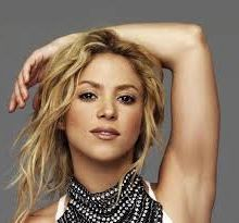 Shakira, a star but not that...