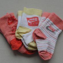 Lot de 3 paires de chaussettes - Nike - 9 mois