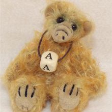 ADOPTE Alf l'ours extraterrestre