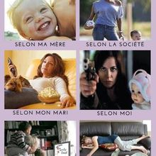 Humour : Etre maman