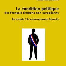 La condition politique des Français d'origine non européenne, du mépris à la reconnaissance formelle (Adda Bekkouche)