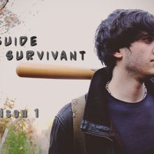 Le Guide du Survivant - Photos Promo Saison 1 #1